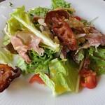 Itariaryouripeperone - スティルトンのサラダ仕立て。