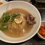 ちるり - 盛岡冷麺 太麺
