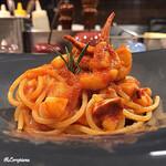 RINASCIMENTO - オマール海老のトマトソーススパゲッティ