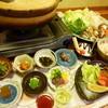 Maki - 料理写真:すっぽん鍋唐揚げコース 9000円(全15品)