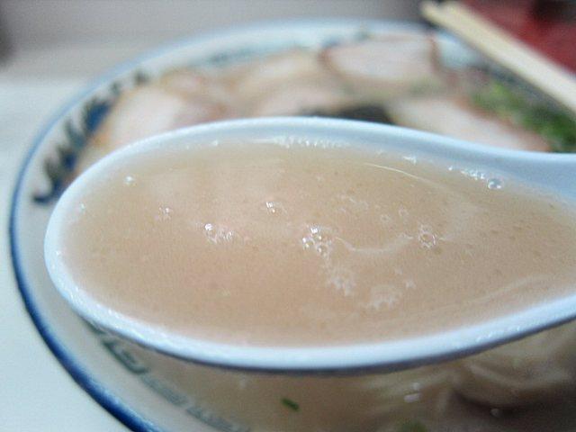 らーめん工房 龍 - スープアップ