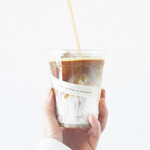 シロコーヒースタンド - アイスラテ 400円
