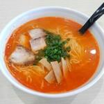 麺や たんじろう - トマみそ¥700