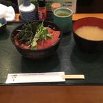 鮨処 祭 - 利休丼  980円