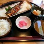 ジャパン キッチン アキバ - 焼魚定食