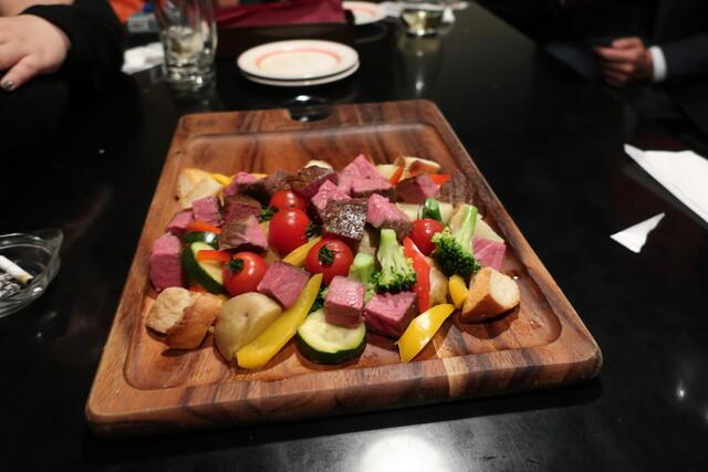 CHEESE SQUARE AVANTI 新宿店の料理の写真