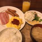 オクトーバーフェスト - 料理写真:オクトーバーフェスト(朝食ビュッフェ)