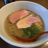 ひのき屋 - 料理写真:鶏極み塩中華そば✺◟(∗❛ัᴗ.❛ั∗)◞✺¥800円.。.:*☆