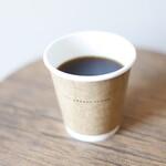 シロコーヒースタンド - ハンドドリップコーヒー 400円 豆が選べます