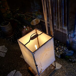 Hayashi - ちょっと雰囲気ある灯。