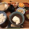 ひろや - 料理写真:麦とろ膳A
