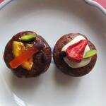 ドルチェ フェリーチェ - プチフルーツパウンドケーキ