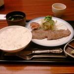 12577881 - 限定十周年記念牛ステーキ1,000円!