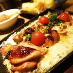 125774320 - 若鶏のたまチ焼き