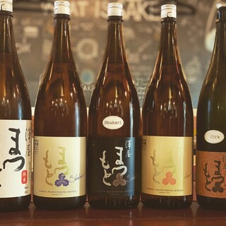 酒蔵日本酒フェア〜まつもと〜京都伏見松本酒造