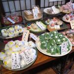 梅花亭 - 生和菓子各種