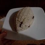 グッドウッドテラス - ジャマイカ風赤飯と呼ばれるライス、最高!
