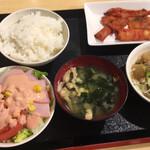丸惣 - 料理
