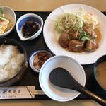 楽々支店 - 料理写真:洋食定食 昼