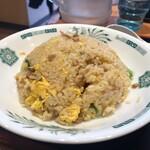 日高屋 - 料理写真:チャーハン(税込み460円)