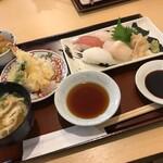 お食事処 ききょう - 寿司定食