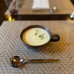 蔵KURA - ブロッコリーのスープ