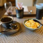 蔵KURA - プルップルの自家製プリンとコーヒー