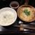 喝鈍 - 料理写真:Wたまご かつ丼(800円)