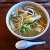 麺や一発 - 料理写真:ペペロン中華