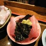 大阪炉端キッチンMARUDA-I - 海鮮丼・2の丼