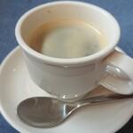 ウズカフェ - ホットコーヒー