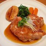 カフェレストラン ナチュール - 料理写真:チキンの照焼き
