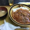 クックハウスマルヤ - 料理写真:ハヤシライス大盛(¥750)