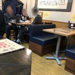 ちー坊の担々麺 - 店内②