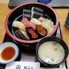 鮨こく - 料理写真:こよなく量では十分な昼食です
