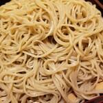 Asanoya - 麺アップ