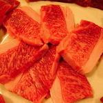 焼肉 わ - 三角バラカルビ