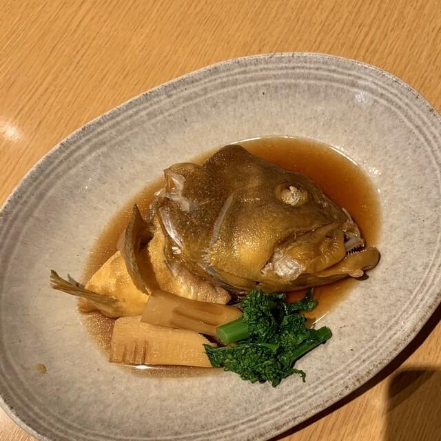 魚待夢いやおうなしの料理の写真