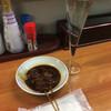 串太郎 - 料理写真:牛スジと三千盛