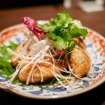 劉家厨房 - ☆牡蠣炒め