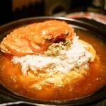 劉家厨房 - ☆松葉蟹で作った蟹玉ご飯