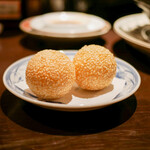 劉家厨房 - ☆胡麻団子