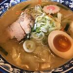 笑麺 - 料理写真:タンメン