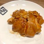 牛角 - 鶏もも(味噌ダレ) 390→195円