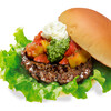 the 3rd Burger - 料理写真:【期間限定】ラタトゥイユバーガー