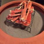 125832018 - 焼き蟹