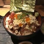 125833054 - 漁丼 500円