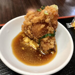 大洋軒 - この辛子&タレが美味いんよね〜