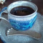 cafe de しっぽな - 珈琲です。