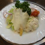 豚八 - ポテトサラダ